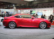 Lexus RC 300h pictures and hands-on - photo 2