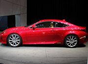 Lexus RC 300h pictures and hands-on - photo 3
