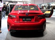 Lexus RC 300h pictures and hands-on - photo 4