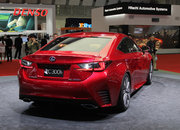 Lexus RC 300h pictures and hands-on - photo 5