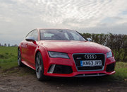 Hands-on: Audi RS7 Sportback review - photo 2
