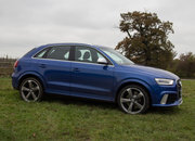 Hands-on: Audi RS Q3 review - photo 5