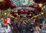 PayPal and cards accepted in the famous Covent Garden market for Christmas, thanks to PayPal Here - photo 3