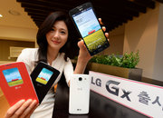 LG Gx announced for Korea, ups the 4G ante but is essentially Optimus G Pro - photo 1