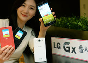LG Gx announced for Korea, ups the 4G ante but is essentially Optimus G Pro - photo 2