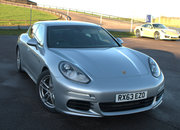 Hands-on: Porsche Panamera S E-Hybrid first drive - photo 2