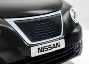 Fully electric Nissan Black Cab to hit London in 2015, redesigned NV200 petrol model will arrive in 2014 - photo 4