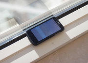 Transparent solar panel display charges your phone through the screen - photo 2