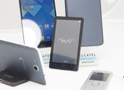 Alcatel 4-inch E Ink display works as a reader companion for your phone - photo 2