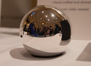 Lacie Sphere: The beautiful, spherical, silvered, hand-crafted hard drive - photo 3