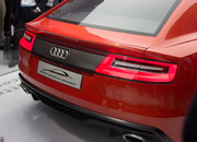 Audi unveils stylish laser headlights at CES, will come to production cars - photo 5
