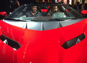 Hands-on: Lamborghini Veneno Roadster turns up at CES with $50k Monster speaker makeover - photo 4