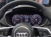 Audi partners with Nvidia to put virtual cockpit into new Audi TT (video) - photo 2