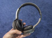 Hands-on: Audio Technica SonicFuel ATH-OX7AMP headphones include built-in amp to save smartphone battery - photo 3