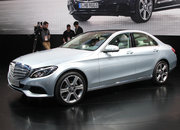 Mercedes C-Class (2014) pictures and hands-on - photo 2