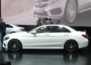 Mercedes C-Class (2014) pictures and hands-on - photo 3