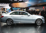 Mercedes C-Class (2014) pictures and hands-on - photo 4