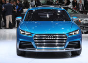 Audi Allroad Shooting Brake Concept pictures and hands-on - photo 2