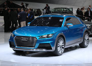 Audi Allroad Shooting Brake Concept pictures and hands-on - photo 3