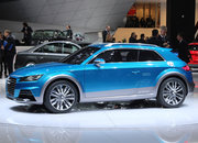 Audi Allroad Shooting Brake Concept pictures and hands-on - photo 4