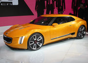 Kia GT4 Stinger Concept: Korean manufacturer shows off GT muscle - photo 3