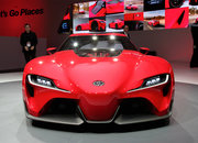 Toyota FT-1: Gran Turismo 6 concept car makes real-word appearance at Detroit show - photo 2