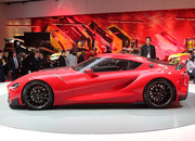 Toyota FT-1: Gran Turismo 6 concept car makes real-word appearance at Detroit show - photo 4