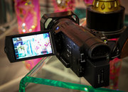 Sony FDR-AX100E: We go hands-on with the 4K HandyCam that could change TV forever - photo 2