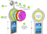 Hoyo lets you take your smartphone in the shower - photo 4
