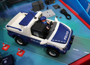 Hands-on: Playmobil Police Car with Camera puts CCTV in your play room - photo 2