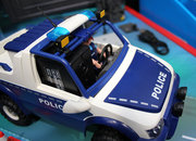 Hands-on: Playmobil Police Car with Camera puts CCTV in your play room - photo 3