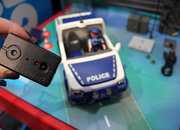 Hands-on: Playmobil Police Car with Camera puts CCTV in your play room - photo 5