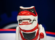 Teksta T-Rex, Kitty and Dalmation pictures and hands-on: The new robot pet range for 2014 (video) - photo 2