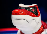 Teksta T-Rex, Kitty and Dalmation pictures and hands-on: The new robot pet range for 2014 (video) - photo 5