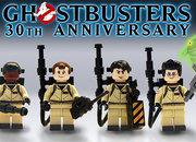 Lego Ghostbusters 30th anniversary set with Ectomobile to release in 2014 - photo 3