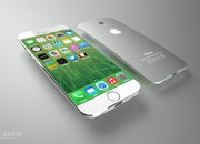iPhone 6 concepts show big screen with curved back and HTC One style camera - photo 5
