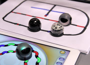 Hands-on: Ozobot's multi-surface small robot and apps for iOS review - photo 2