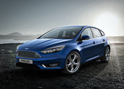 Ford Focus 2014 first to hit Europe with SYNC 2 voice-activated in-car tech - photo 4
