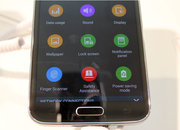 How does the Samsung Galaxy S5 fingerprint scanner work? - photo 2