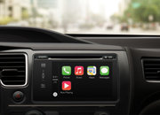 Apple CarPlay integrates iPhone with your car for mapping, music, messages, with Siri control - photo 1