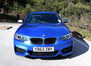 Hands-on: BMW M235i review - photo 3