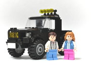 Back To The Future Lego: Team BTTF's vision for sets beyond the DeLorean - photo 2