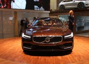 Volvo Concept Estate pictures and hands-on - photo 2