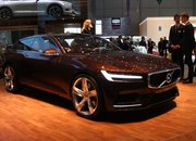 Volvo Concept Estate pictures and hands-on - photo 3