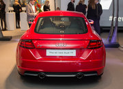 Audi TT (2014) pictures and hands-on - photo 4