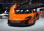 McLaren 650S pictures and hands-on - photo 2