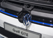 Volkswagen Golf GTE pictures and eyes-on: Mean meets green - photo 3