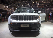 Jeep Renegade pictures and eyes-on: Fiat merger brings new 4x4 - photo 2