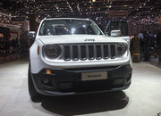 Jeep Renegade pictures and eyes-on: Fiat merger brings new 4x4 - photo 4