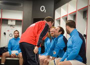 Oculus Rift and O2 Wear the Rose let us train with the England rugby team, you can too - photo 2